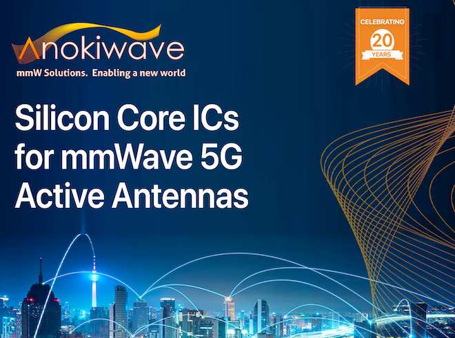 Silicon Core ICs for mmWave 5G Active Antennas