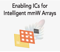 Silicon Core ICs for mmWave Active Antennas