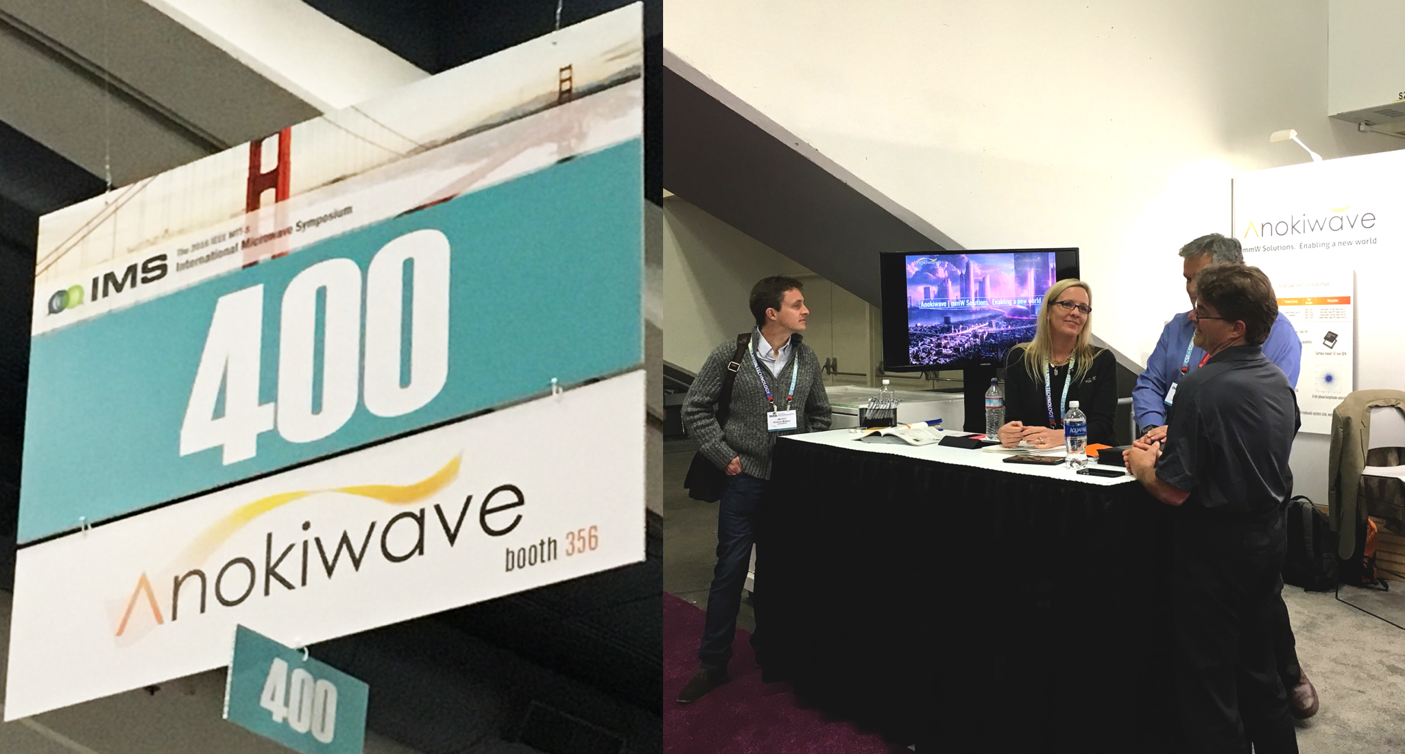 Anokiwave at IMS2016